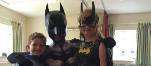 Superhero Parties and Superhero Party