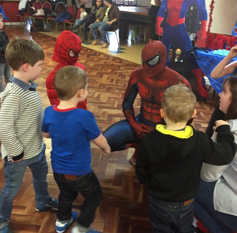 Superhero Parties Superhero Party Entertainers Neverland